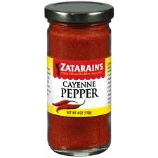Zatarains Cayenne Pepper