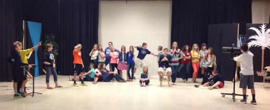 7th Grade Cast