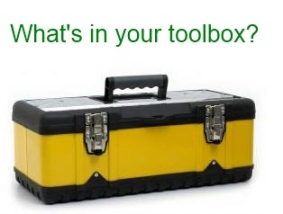What's in your toolbox