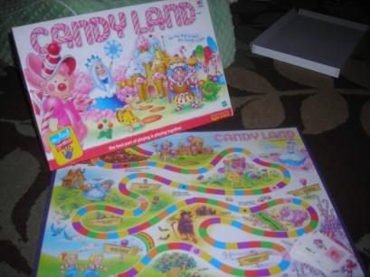 Vintage Candyland $1.50
