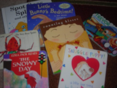 Baby Board Books $.25 each