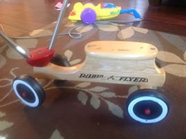 Retro Radio Flyer Trike $7.50