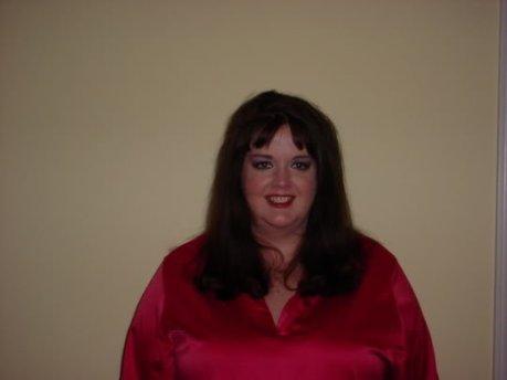 Lydia at 320 lbs