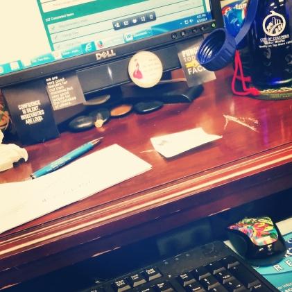 Stuck Behind Your Desk