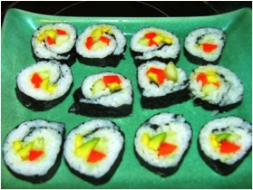 Vivian's California Roll