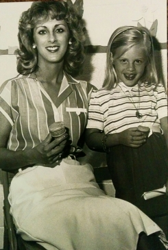 My Mama & Lil Shannon - Oh to just be a child again!