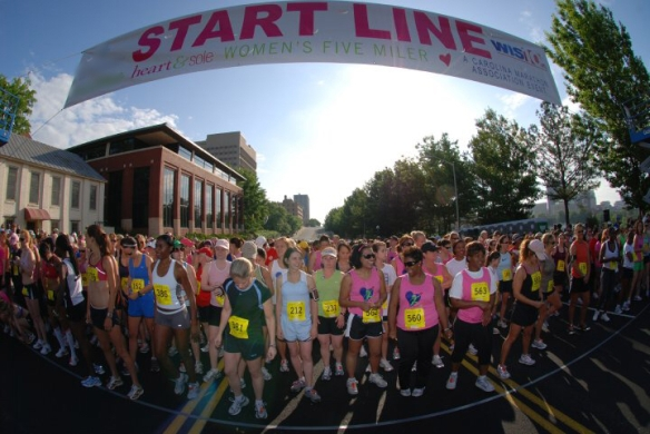 LexMed Heart & Sole Women's Five Miler