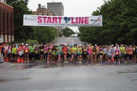 Lexington Medical Center Heart & Sole Women's 5 Miler