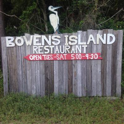 Bowens Island Restaurant