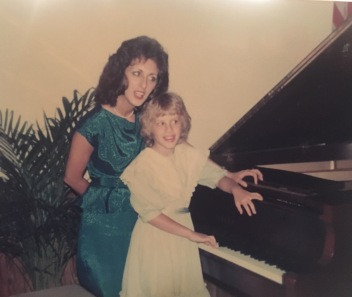 Young Me & Mama