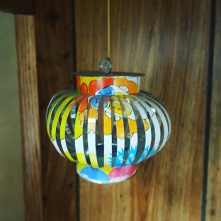 Recycled ornament
