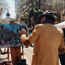 Soda City painter