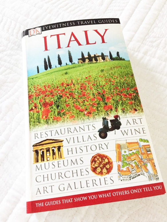 Italy guidebook