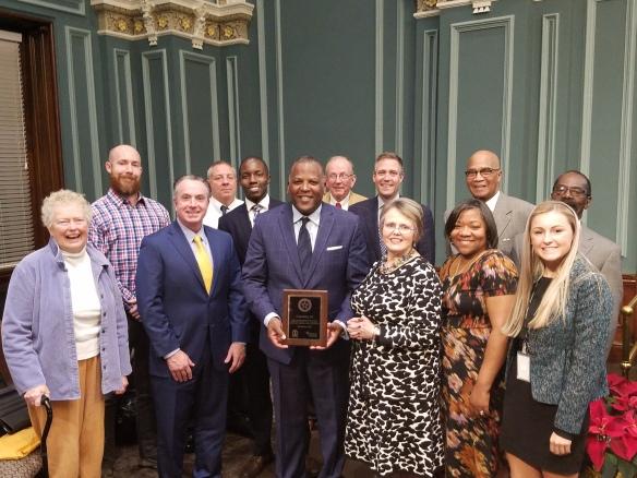 STAR Award to City Council