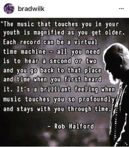 Music, The Virtual Time Machine