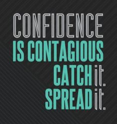 Spread Confidence