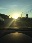 blinding sun (p9)